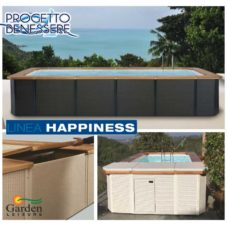 Happiness H3832 (cm):380x320x90h